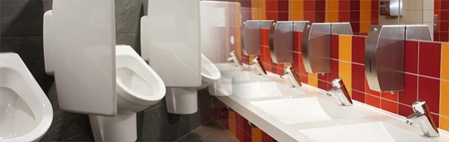 Bezpečnější veřejné toalety