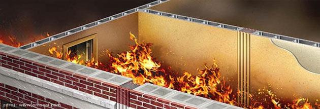 BS 9990:2015 Pasivní protipožární systémy v budovách. Prováděcí předpis