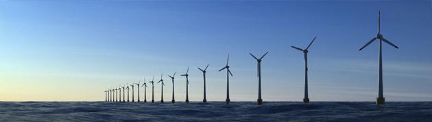 Připravují se nové normy pro přístavy pro offshorové větrné elektrárny