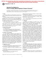 ASTM C1362-97 1.1.1997