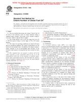 ASTM D613-03b 10.6.2003