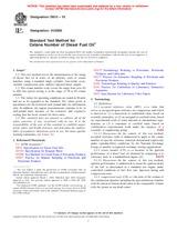ASTM D613-10 1.3.2010