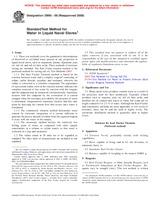 ASTM D890-98(2008) 1.6.2008