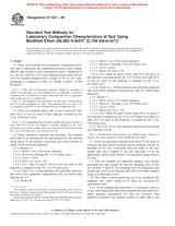 ASTM D1557-00 10.3.2000