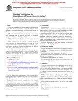 ASTM D3377-04(2009) 1.10.2009