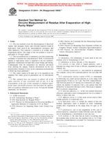 ASTM D5544-94(1999)e1 10.6.1999