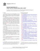 ASTM D7467-09 1.3.2009