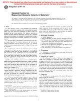ASTM E494-95 1.1.1995