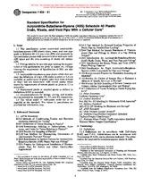ASTM F628-91 1.1.1900