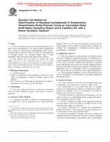 ASTM F2013-01 10.4.2001