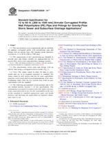ASTM F2306/F2306M-14e1 1.11.2014