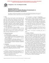 ASTM G136-96(2002) 10.3.1996