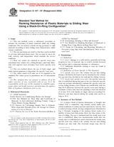 ASTM G137-97(2003) 10.6.2003
