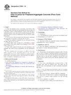 ASTM C939-10 15.6.2010