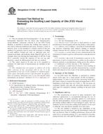 ASTM D5182-97(2008) 1.5.2008 - Standard Test Method for Evaluating the Scuffing Load Capacity of Oils (FZG Visual Method)
