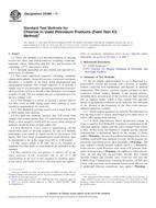 ASTM D5384-11 1.6.2011