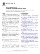 ASTM D7467-13 1.5.2013
