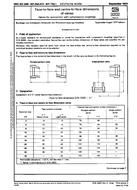 DIN 3202-5 1.9.1984 - Face-to-face and centre-to-face dimensions of valves; valves for connection with compression couplings.