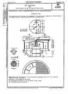 DIN 42565 1.9.1951 - Power Transformers; Fans, Blade Diameter 350 mm, for Open-air Installation.