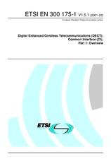ETSI EN 300175-1-V1.5.1 27.2.2001