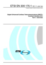 ETSI EN 300175-1-V2.1.1 3.8.2007