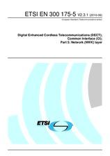 ETSI EN 300175-5-V2.3.1 15.6.2010