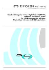 ETSI EN 300299-V1.3.1 30.8.1999