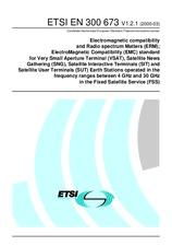 ETSI EN 300673-V1.2.1 15.3.2000