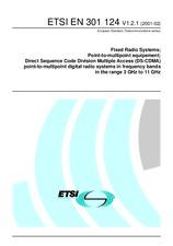 ETSI EN 301124-V1.2.1 20.2.2001