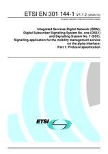 ETSI EN 301144-1-V1.1.2 17.10.2000