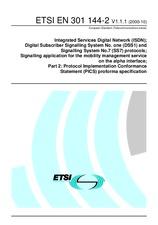 ETSI EN 301144-2-V1.1.1 17.10.2000