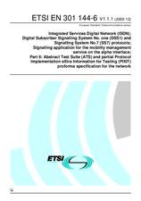 ETSI EN 301144-6-V1.1.1 22.12.2000