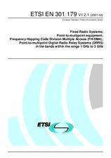 ETSI EN 301179-V1.2.1 22.2.2001