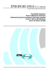 ETSI EN 301215-2-V1.1.1 14.6.2000
