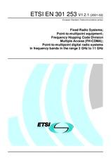 ETSI EN 301253-V1.2.1 22.2.2001