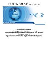 ETSI EN 301390-V1.3.1 13.8.2013