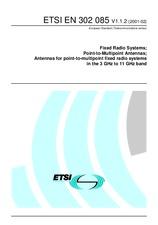 ETSI EN 302085-V1.1.2 27.2.2001