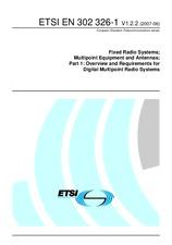 ETSI EN 302326-1-V1.2.2 11.6.2007