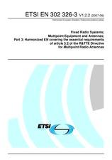 ETSI EN 302326-3-V1.2.2 11.6.2007