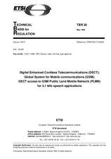 ETSI TBR 036-ed.1 15.5.1998