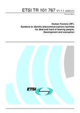 ETSI TR 101767-V1.1.1 26.1.2000