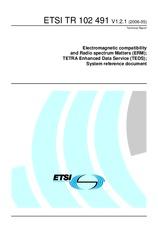ETSI TR 102491-V1.2.1 15.5.2006