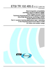 ETSI TR 102495-3-V1.2.1 3.4.2007
