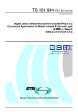 ETSI TS 101044-V5.1.0 15.8.1997