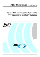 ETSI TS 125331-V3.21.0 31.12.2004