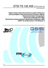 ETSI TS 132409-V7.0.0 30.6.2007