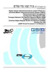 ETSI TS 132713-V7.1.0 26.10.2007