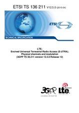 ETSI TS 136211-V12.5.0 20.4.2015