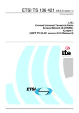 ETSI TS 136421-V8.0.0 4.11.2008