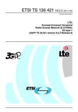 ETSI TS 136421-V9.0.2 16.5.2011